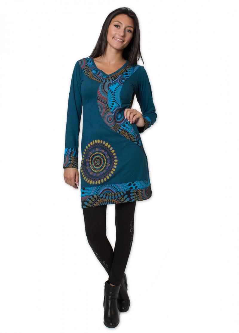 Robe URUMEA Bleu