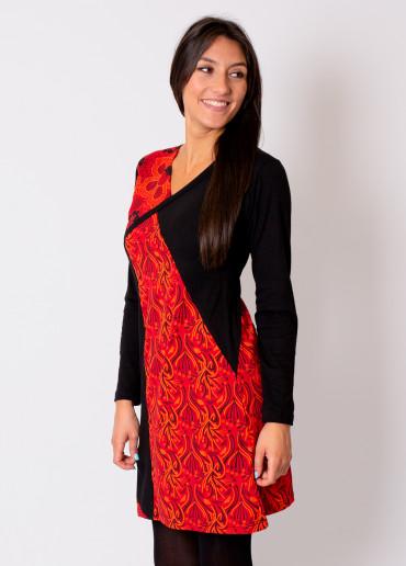 Robe ABAYA Rouge