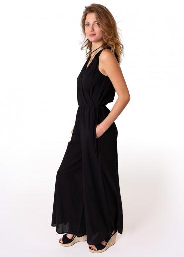 Combi-pantalon EMELINE Noir