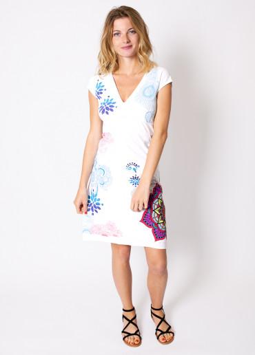 Robe EVA Blanc