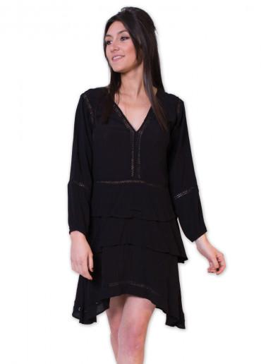 Robe JUSTINE Noir