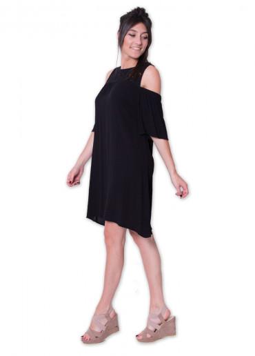 Robe MARINE Noir