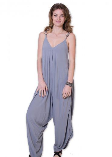 Combi-pantalon MARY Gris