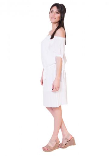 Robe MARYLINE Blanc