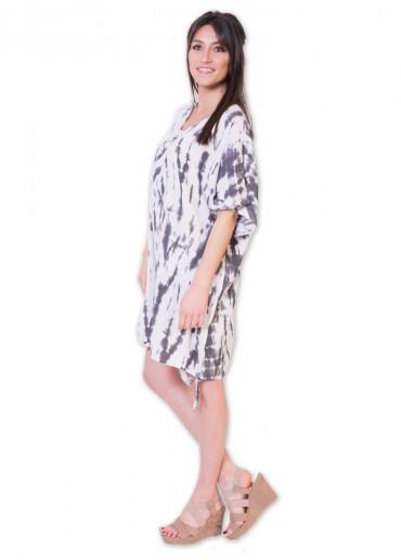 Robe NAHOMEE Blanc