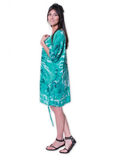 Robe NAHOMEE Vert