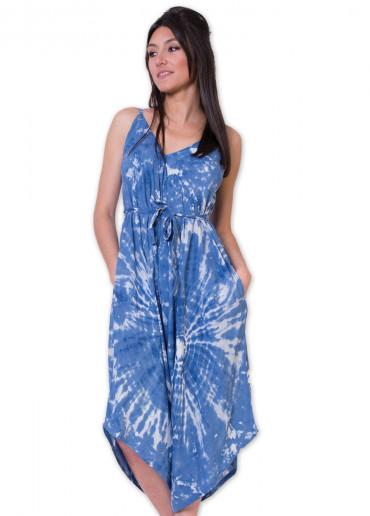 Combi-pantalon TIFFANY Bleu
