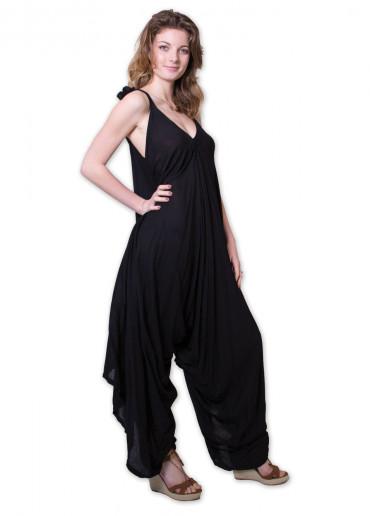 Combi-pantalon YSALINE Noir