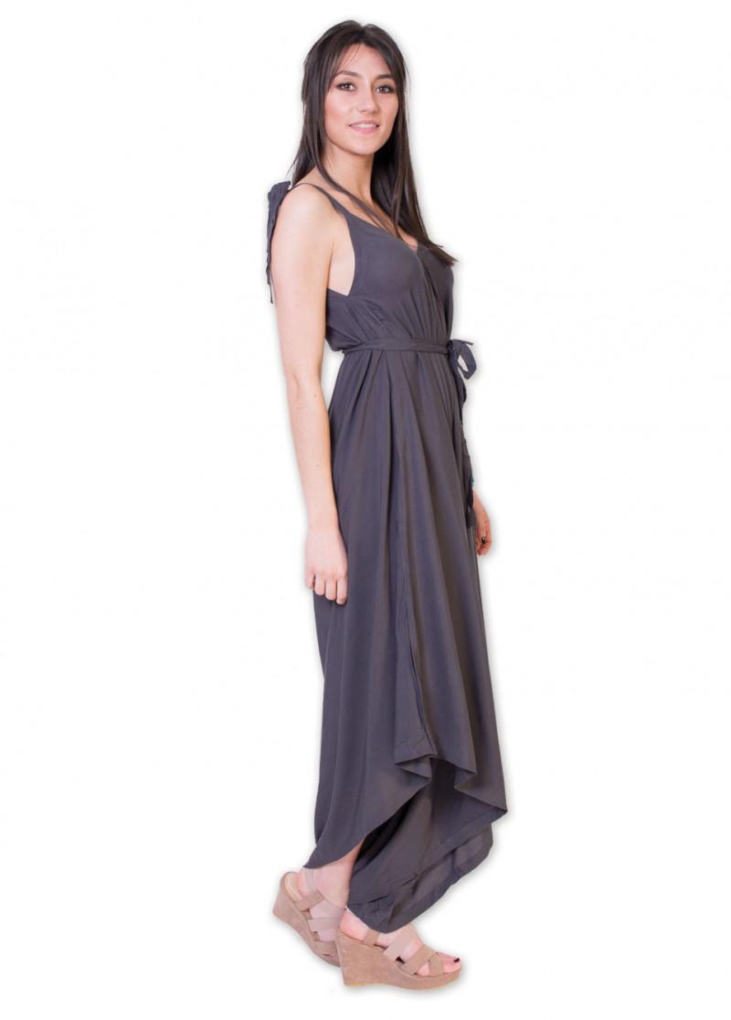 Combi-pantalon YSALINE Gris
