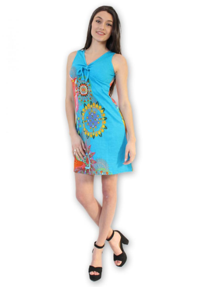Blue ALYSSA 2 Dress