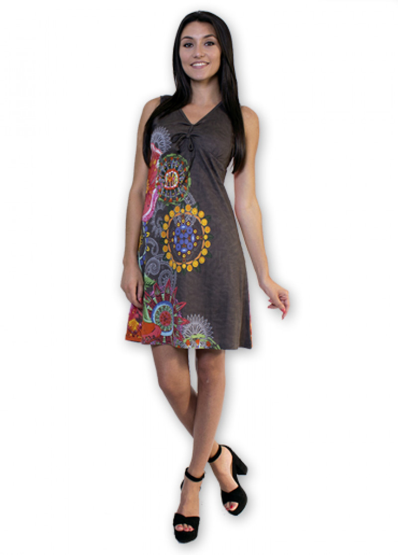 Grey ALYSSA 2 Dress