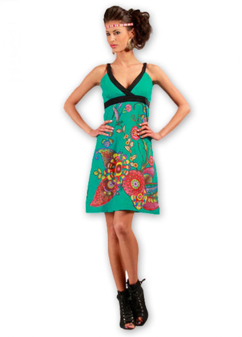 Green ANITA Dress