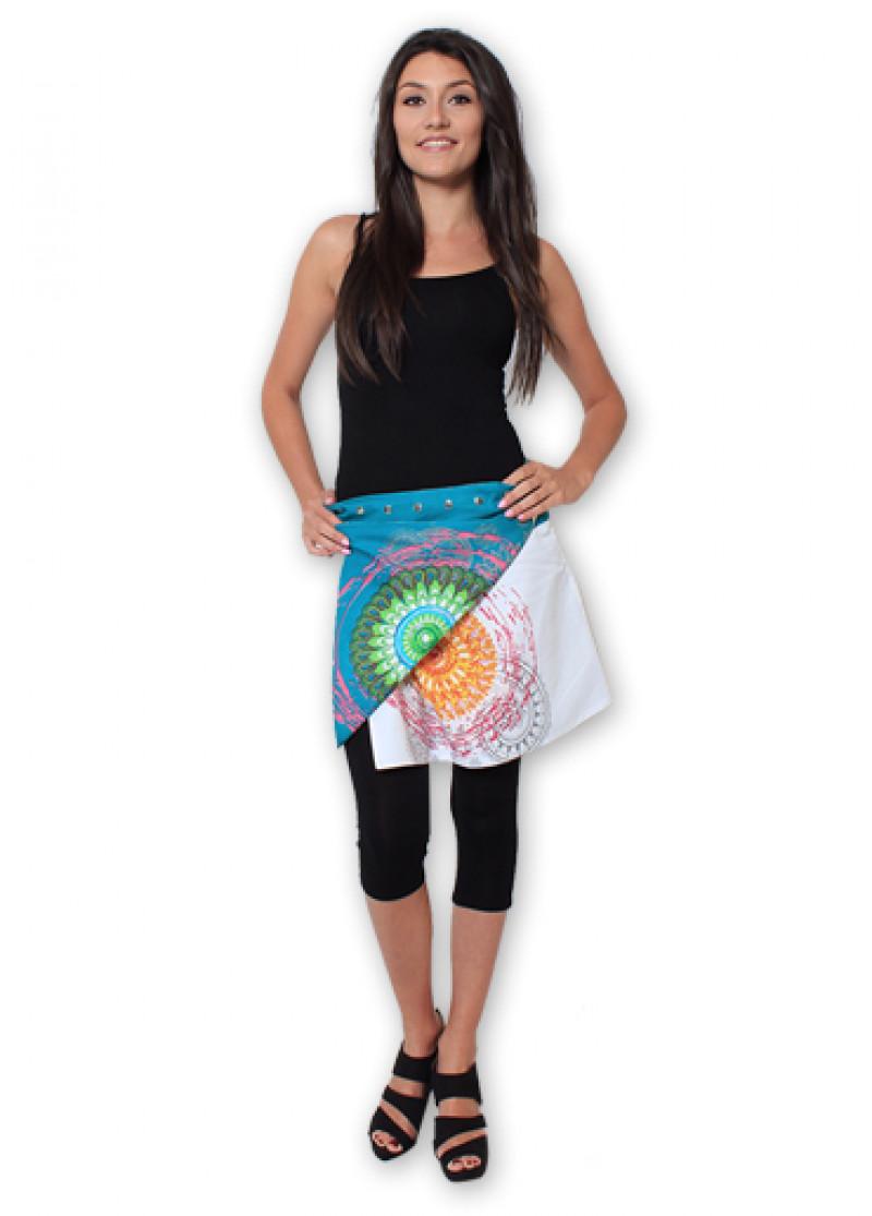 Two Tone CHOOTY Skirt