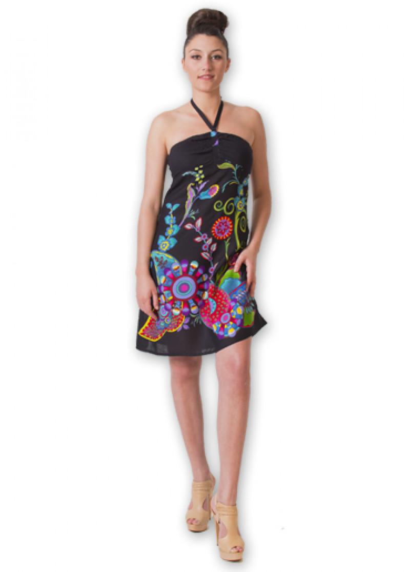 Black ELISA 2 Dress