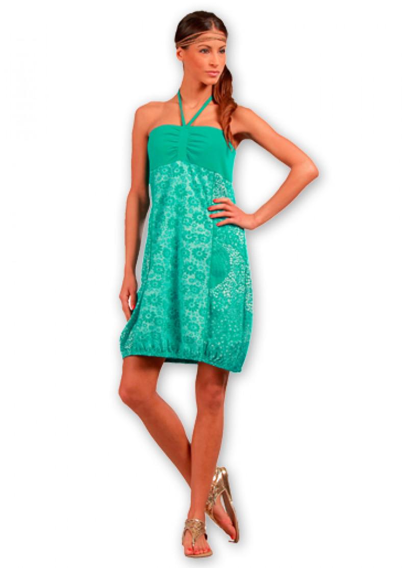 Blue GLORIA Dress