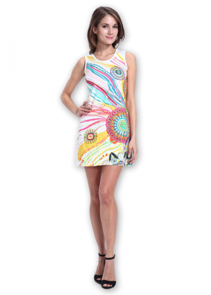White ISADORA Dress