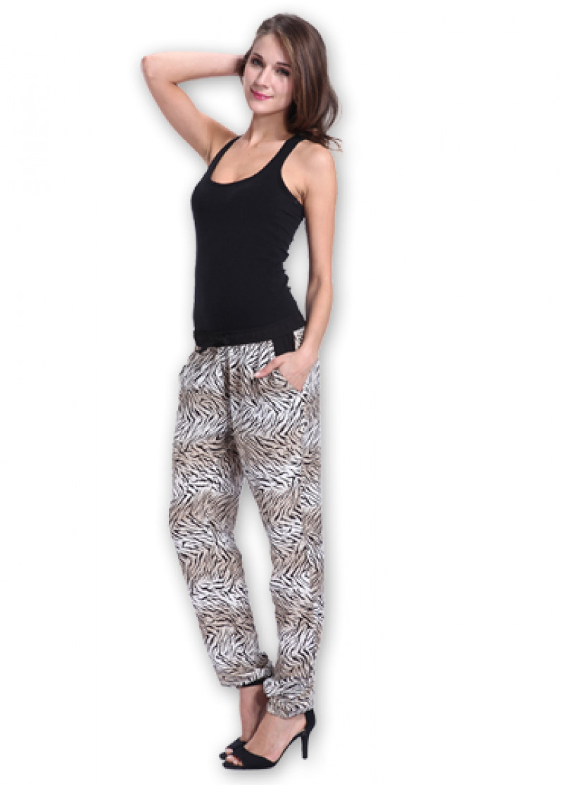LEXY Trousers - Print 1
