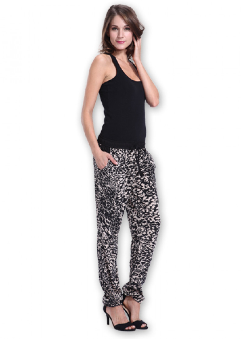 LEXY Trousers - Print 2