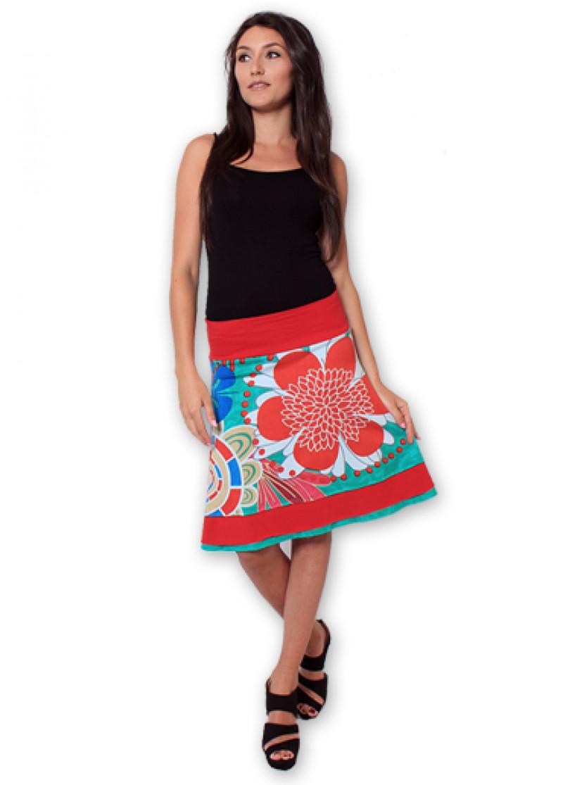 Green LUCY Skirt