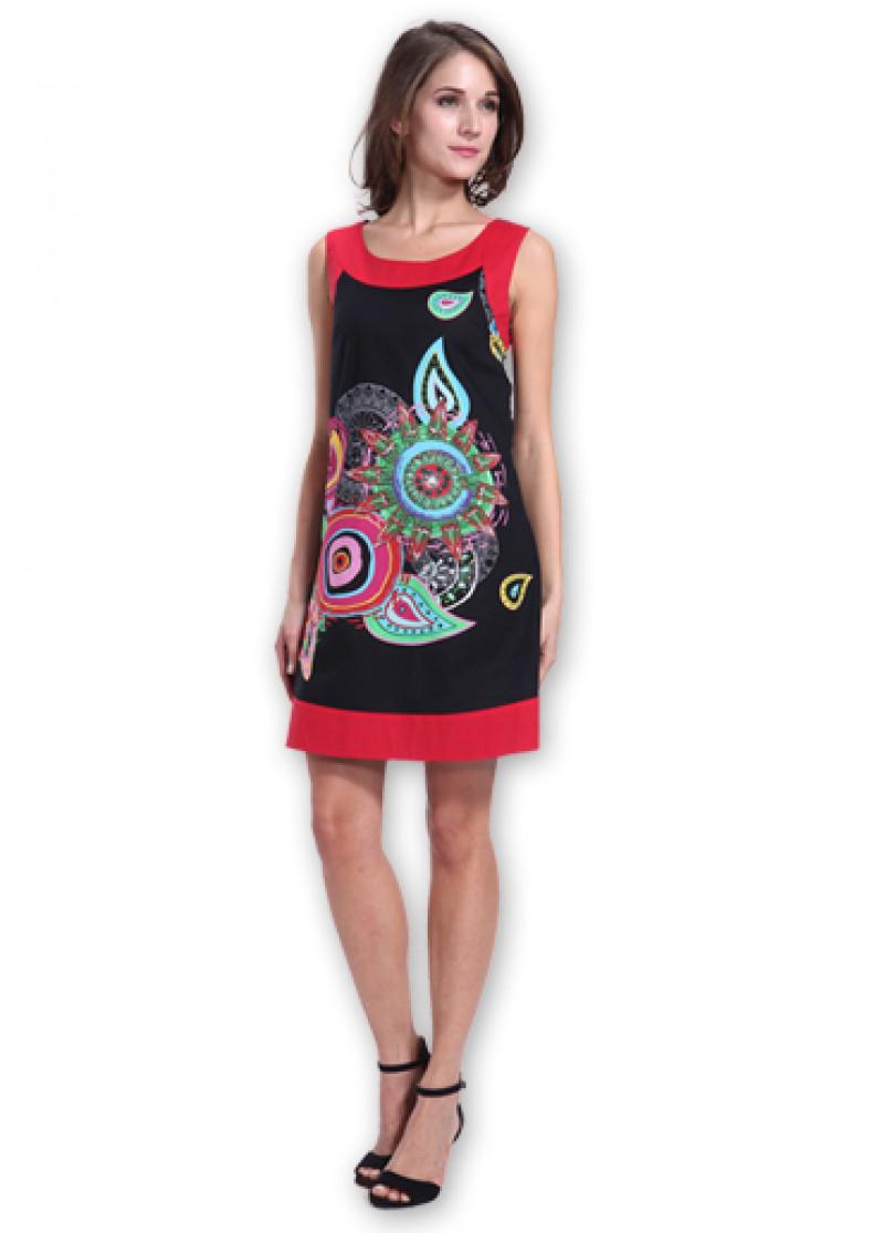 Black MARLA Dress