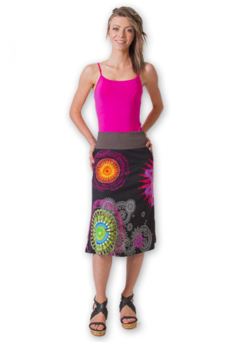 Black NOELY Skirt