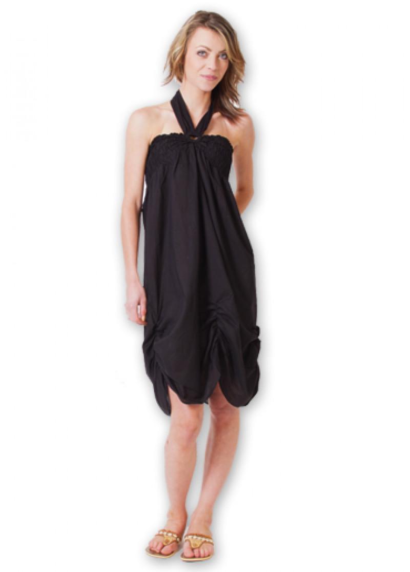 Black OLIVIA Dress