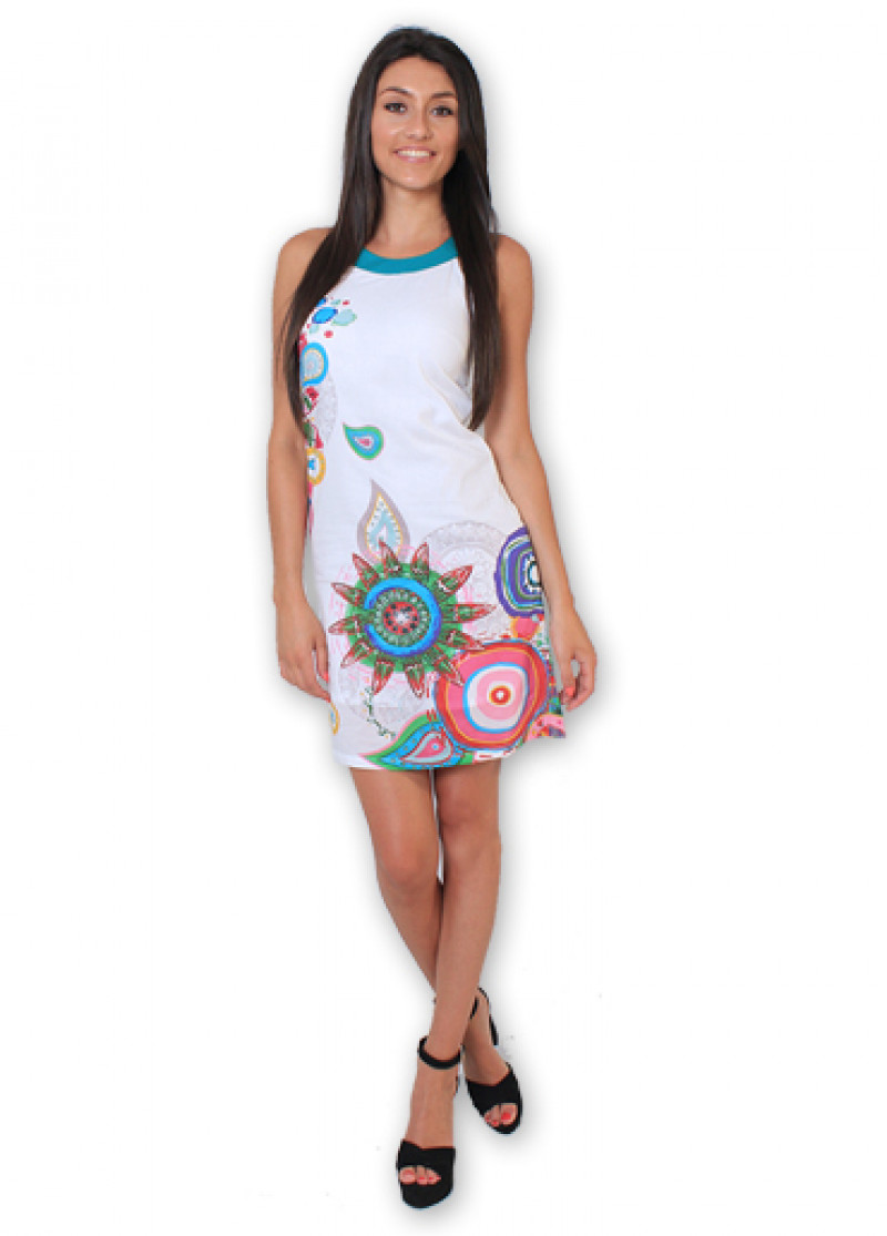 White OPHELIA Dress