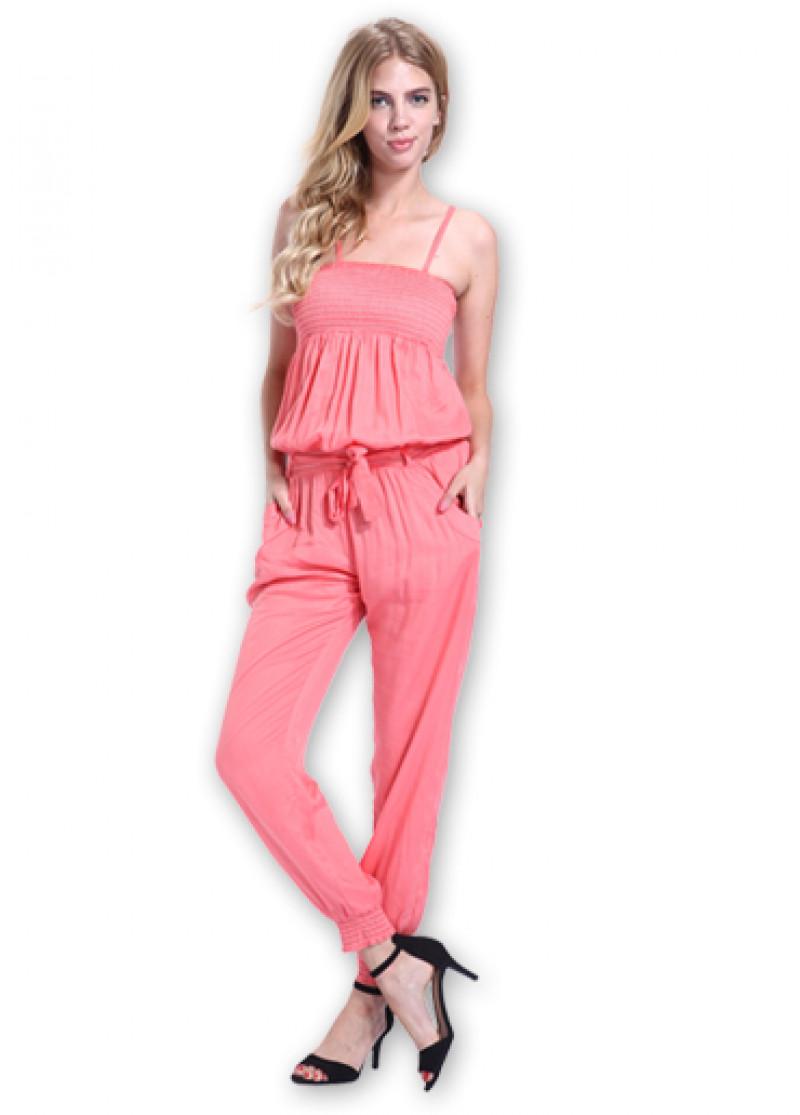Pink PAOLA Jumpsuit