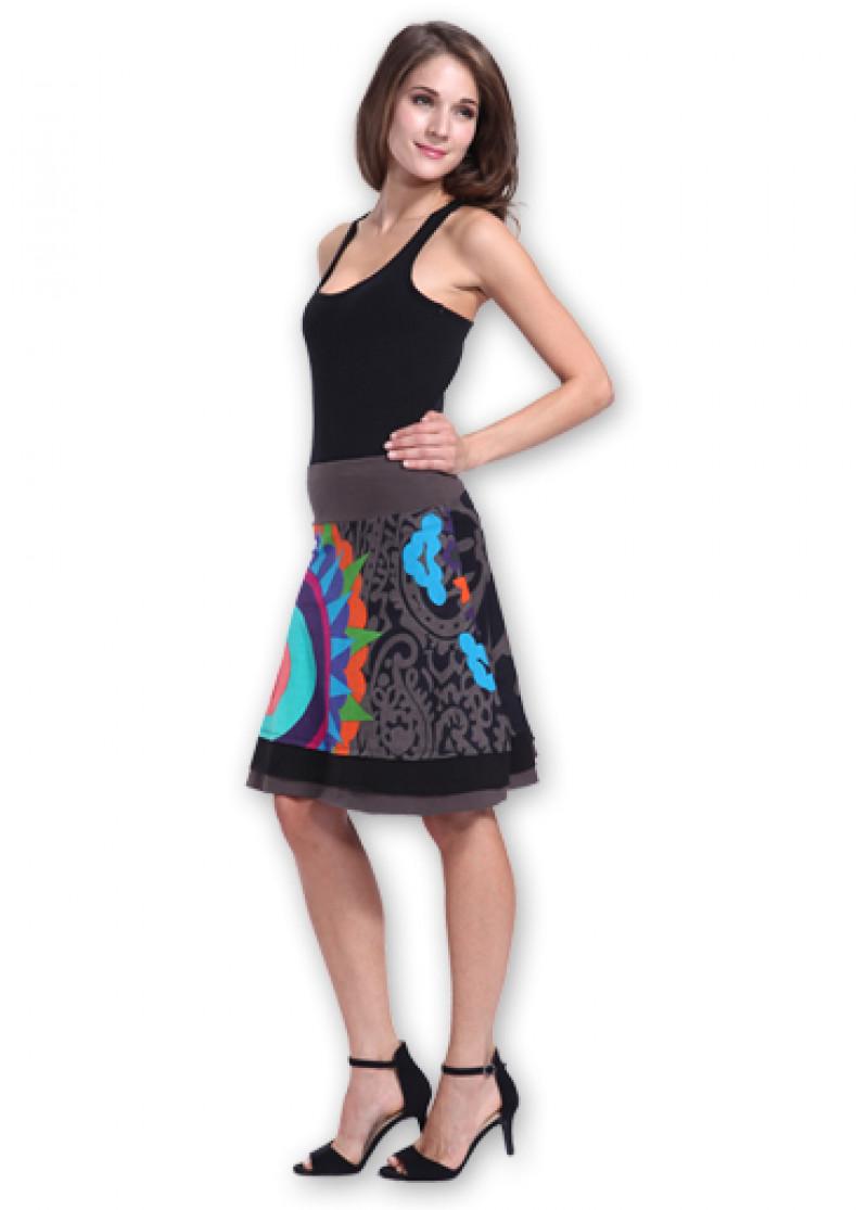 Grey PATTY Skirt