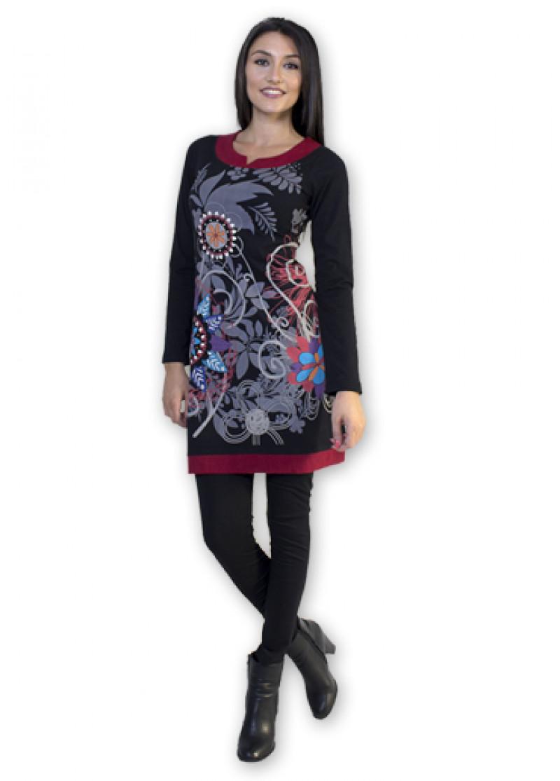 Black PENSEE Dress