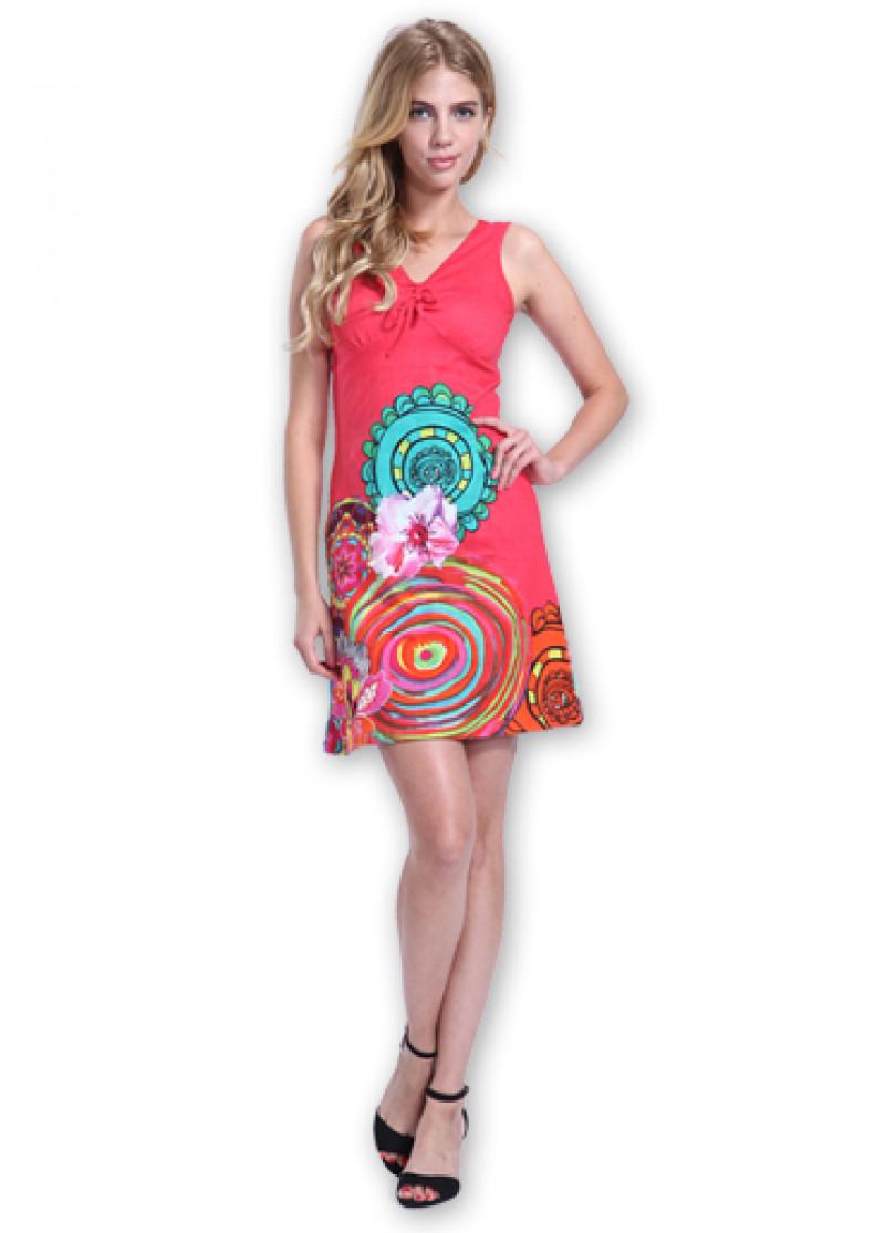 Pink ROMA Dress