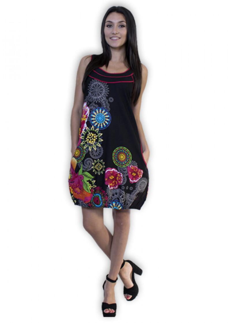 Black SAVANNA Dress