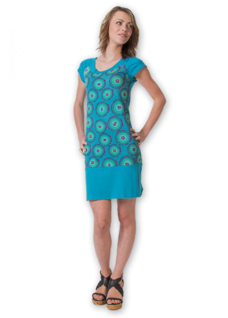 Blue SHERIFA Dress