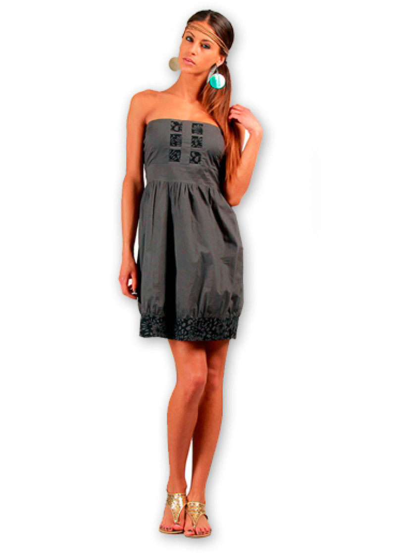 Grey STELLA Dress