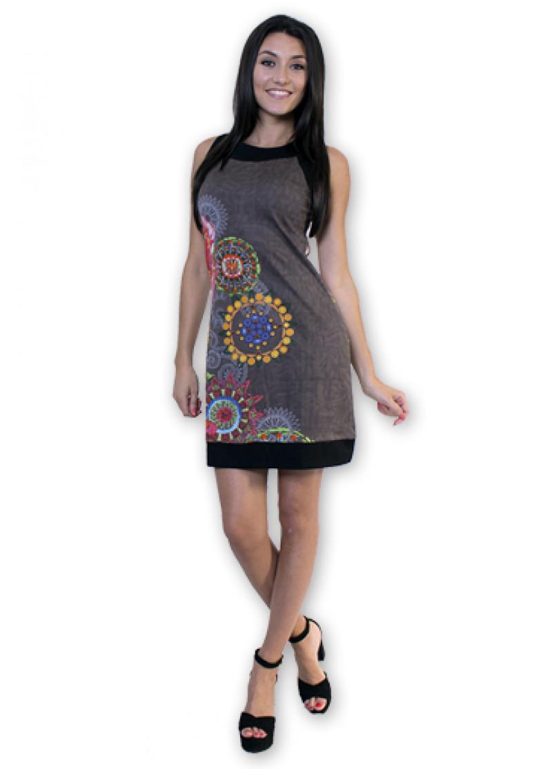 Grey AMALIA Dress