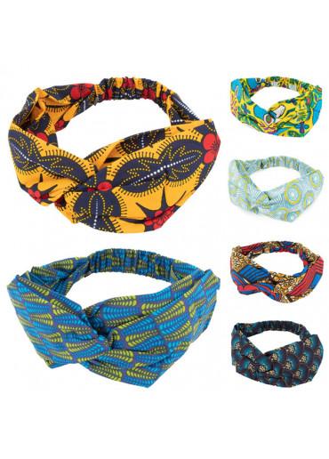 Bandeaux africains Noeud