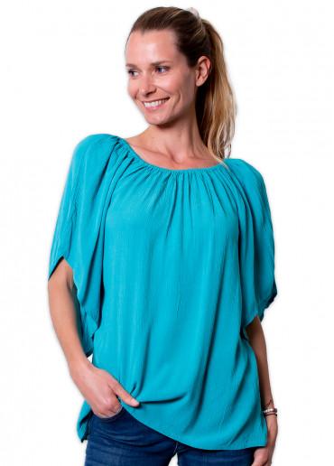 Top ALIZEE Turquoise