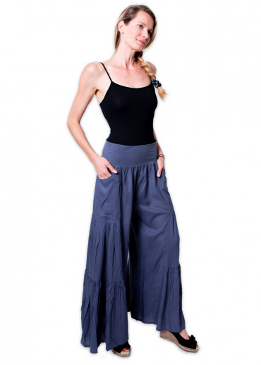 Pantalon GIPSY Anthracite
