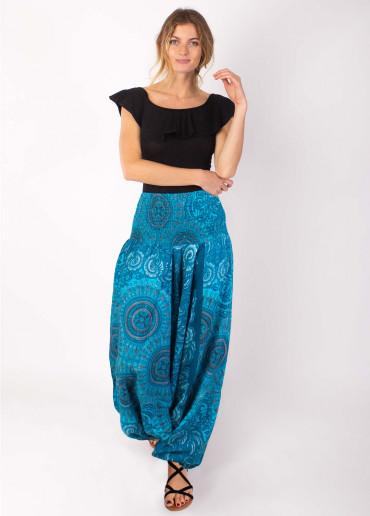 Sarouel Jody Turquoise