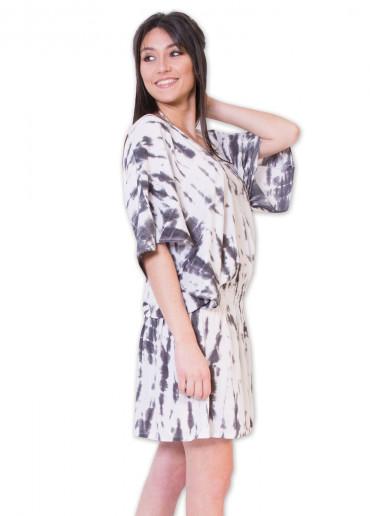 Robe LOUISA Blanc