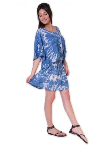 Robe LOUISA Bleu