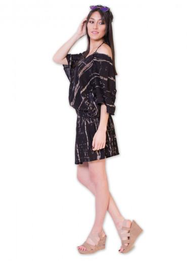 Robe LOUISA Noir