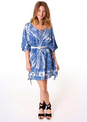 Robe NAHOMEE Bleu