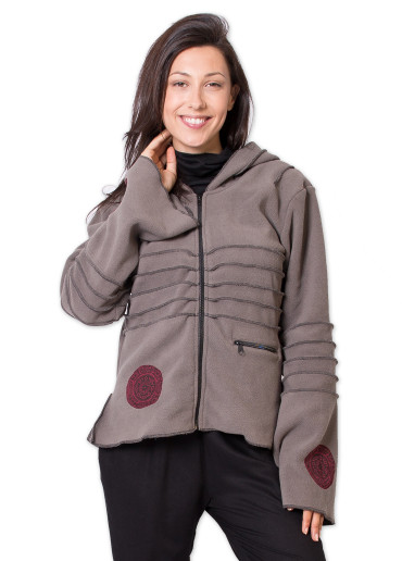 Veste Polaire SINNAMARY Gris
