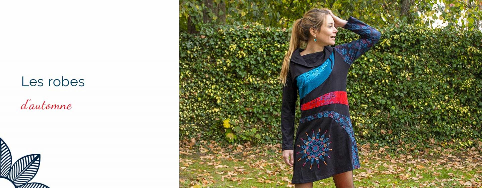 Les robes d'automne