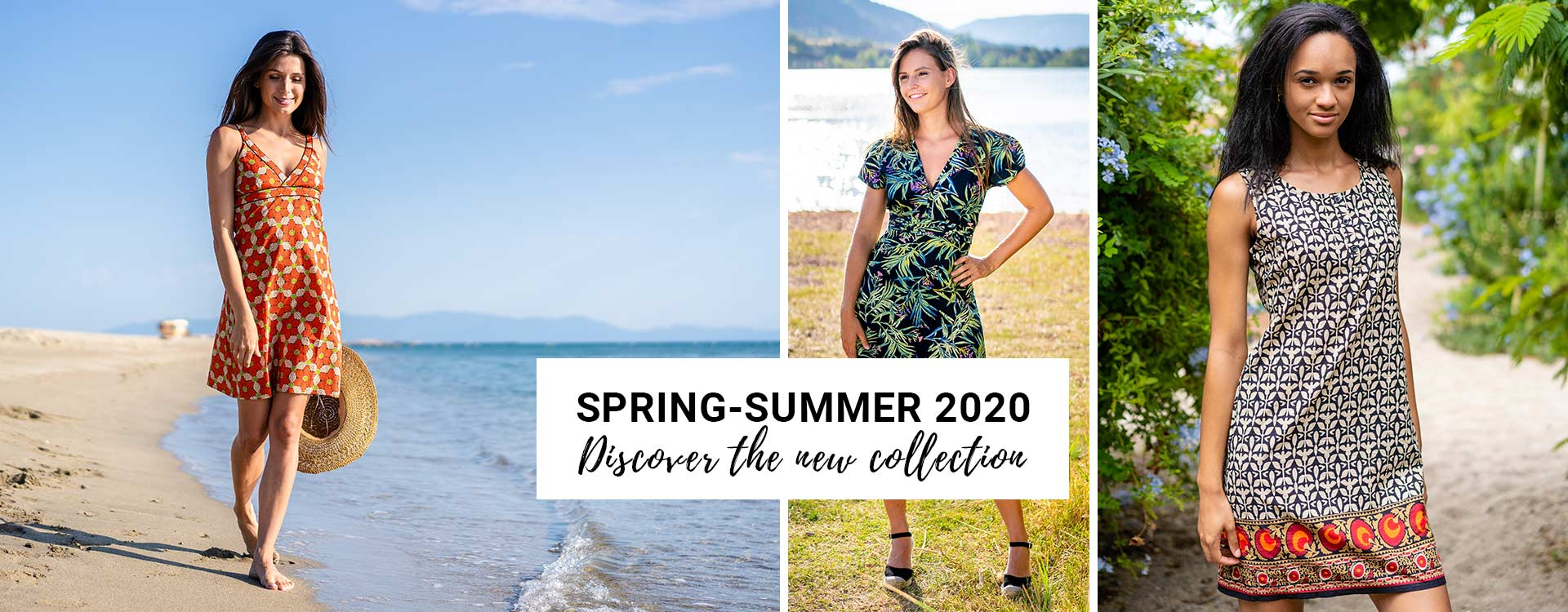 Discover spring summer 2020 collection