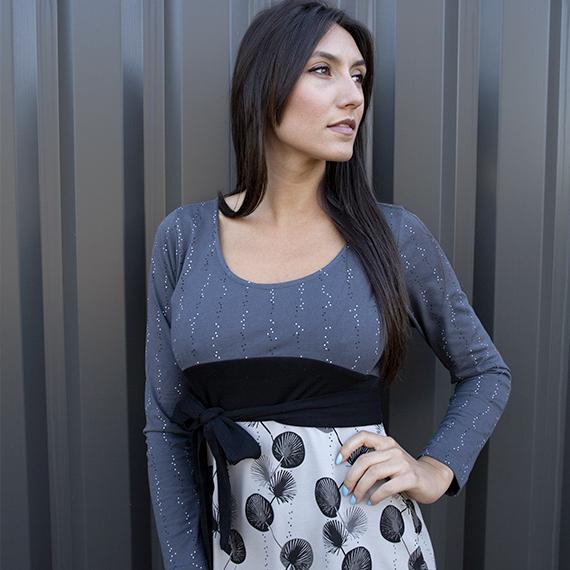 robe automne hiver mode femme vêtement tendance