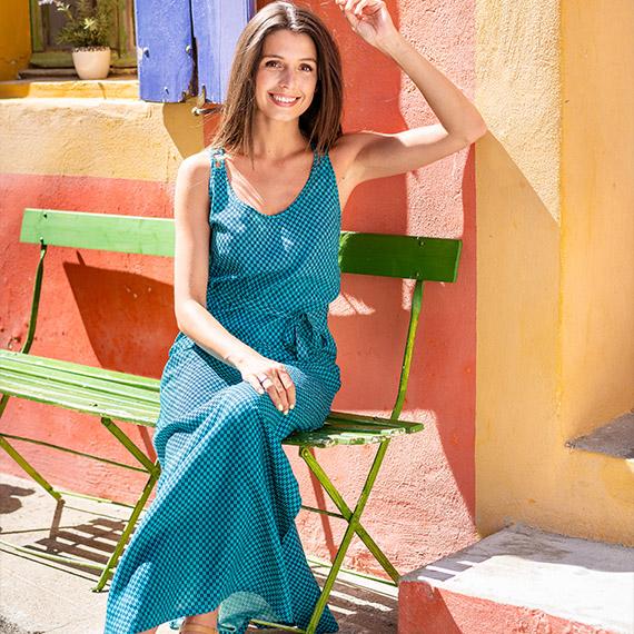robe-printemps-ete-mode-femme-vêtement-tendance-ethnique