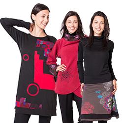 vêtement hiver femme mode ethnique grossiste
